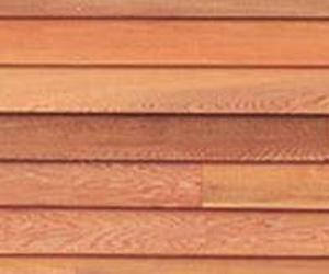 Red Cedar Clapboard